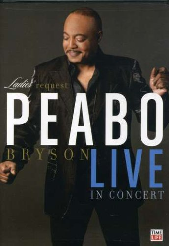 Peabo Bryson: Live in Concert - Ladies' Request by WEA HOME VIDEO
