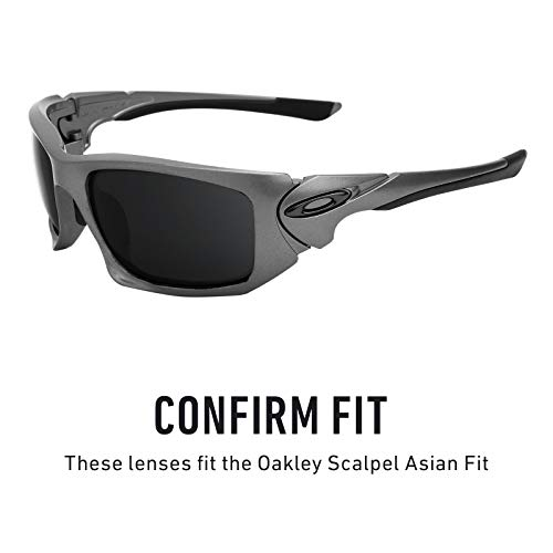 — Scalpel Asian No Oakley Polarizados Repuesto Para Mirrorshield Fit Opciones Múltiples De Esmeralda Verde Lentes xwXIH0qTq