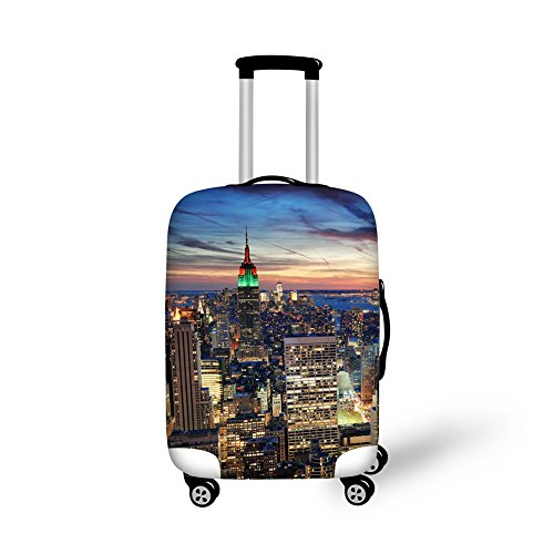 a921afda3867 We Analyzed 5,584 Reviews To Find THE BEST Luggage Covers Protector