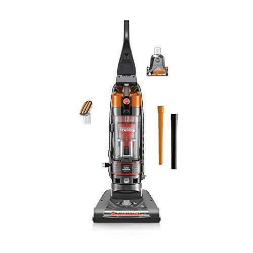 Hoover WindTunnel 2 Pet Rewind Bagless Perpendicularly Vacuum Cleaner in Orange
