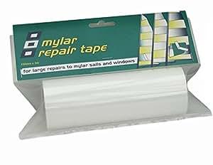 PSP Marine Tapes cinta transparente Mylar 150mm x 3m