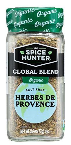 (The Spice Hunter Herbes De Provence, Organic, 0.6-Ounce Jar)