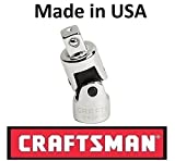 Craftsman 3/8 inch Drive Universal Joint 9-04435, Rare, Made in USA