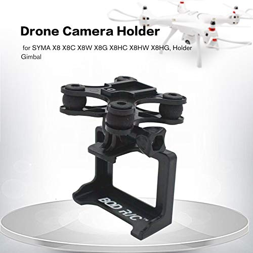 Justdodo RC Drone Camera Gimble Mount Set para SYMA X8 X8C X8W X8G ...