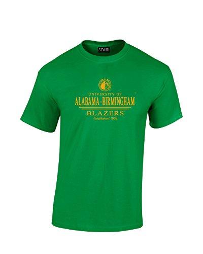 Ncaa Alabama Birmingham Blazers Seal - 3
