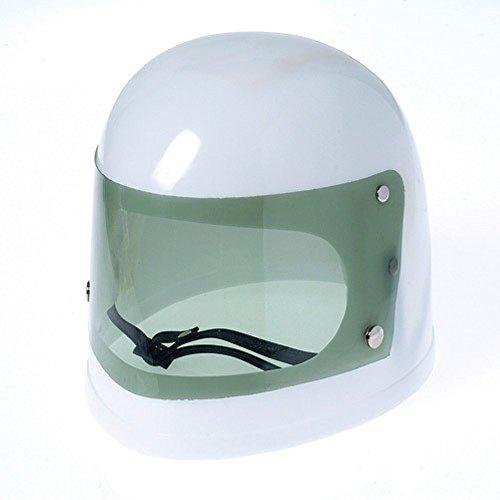 Child White Astronaut Helmet (Adult Astronaut Helmet)