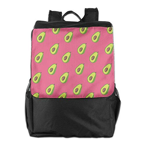 Uhfgyhuihjf Laptop School Men Bookbag Travel Backpack College Women Avocado SrBR7SC