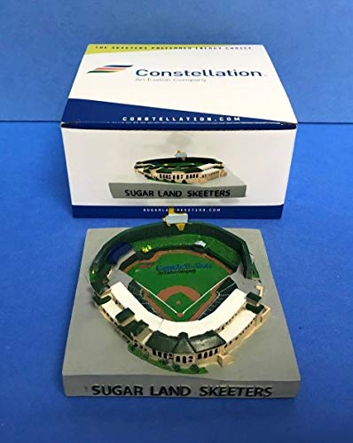 (Sugar Land Skeeters Constellation Replica Baseball Minor League Stadium SGA )