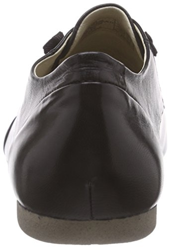 Josef Seibel Fiona 01 Damer Derby Snøre Brogues Sort (sort) UbistY
