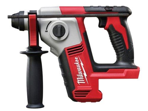 Milwaukee Tools - M18 BH-0 SDS 2 Mode Hammer 18 Volt Bare (3 Mode Sds Hammer)