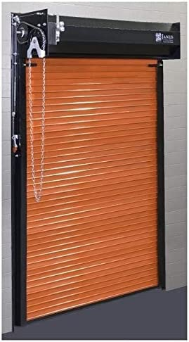 DuroSTEEL JANUS 5x8 Mini Storage 650 Series Metal Roll-up Door Hardware DiRECT