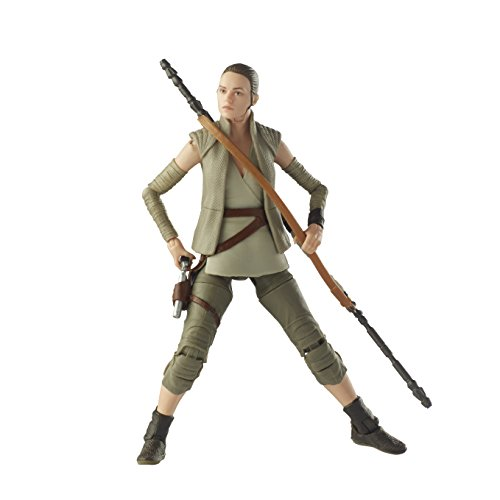 Star Wars The Black Series Rey Island Journey (Star Wars The Old Republic Game Trailer)