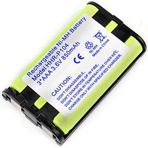 foto de Amazon com: ATC Panasonic HHR P104 Phone Battery HHRP104