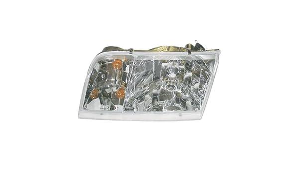 For 00-02 Echo Headlight Headlamp Halogen Head Light Lamp Left /& Right SET PAIR