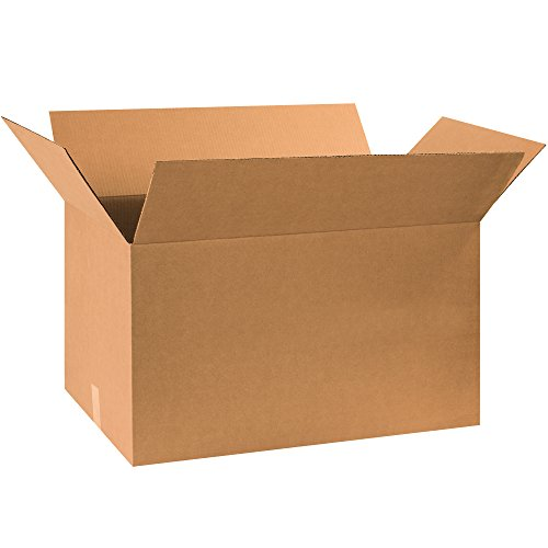 - Boxes Fast BFAF301717 Double Wall Corrugated Cardboard Air Freight Shipping Boxes, 30