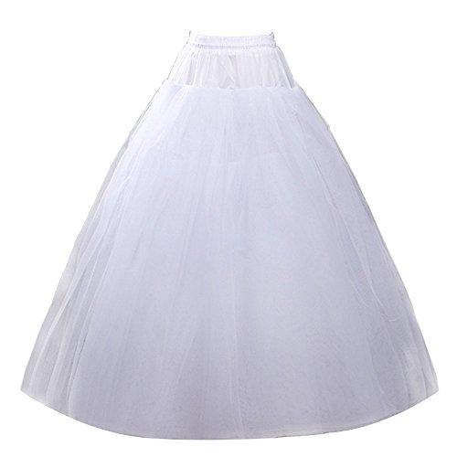 Waist Full Bridal Slip - 8