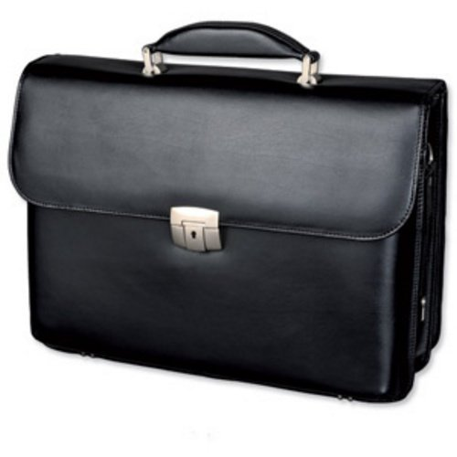 Image of Luggage Alassio Briefcase, black