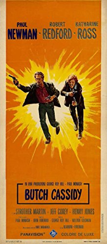 Butch Cassidy and the Sundance Kid E Poster