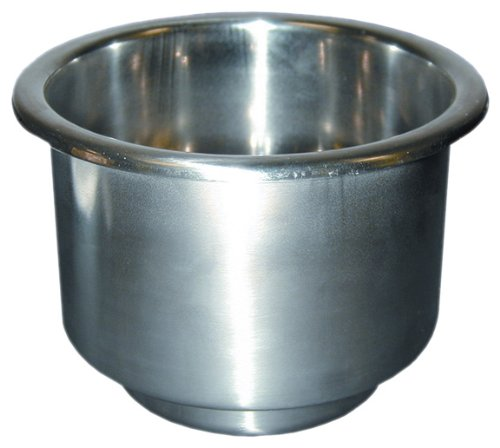 T-H Marine Stainless Steel Cup Holder (Th Marine Cup Holder)