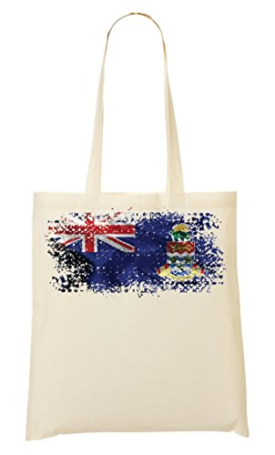 Sac provisions Islands Town tout Sac Country To Nice Flag Series Fourre Nationality à Cayman PSqw6F6