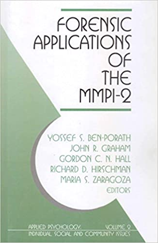 Amazon.com: Forensic Applications of the MMPI-2 (Applied ...