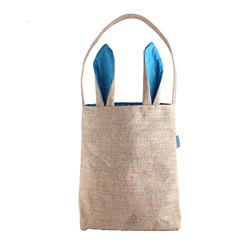AOQING Easter Bunny Bags Dual Layer Lovely Bunny Ears Design