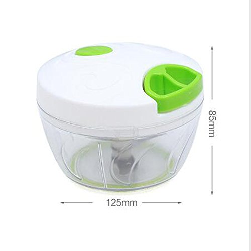 Multifunction Pull (Hanhong New Manual Pull Rope Multifunction Household Shredder Food Machine Utensil)