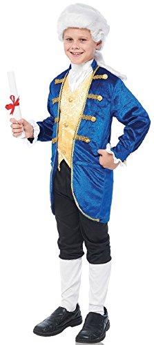Boys Aristocrat Costume - L (Aristocrat Costume Kids)