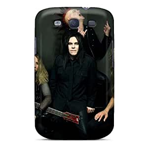 Excellent Hard Phone Cover For Samsung Galaxy S3 (jyJ19133ANkN) Provide Private Custom High-definition Biohazard Band Pictures