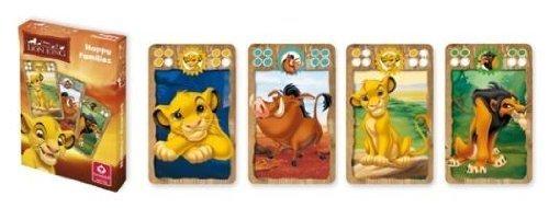 D Jeu des familles Roi Lion C 5411068752360