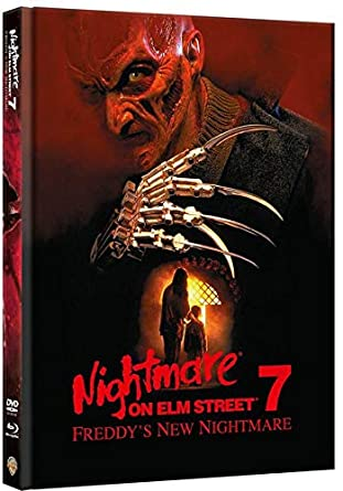 Nightmare on Elm Street 7 - Freddy's New Nightmare - Limitiertes ...