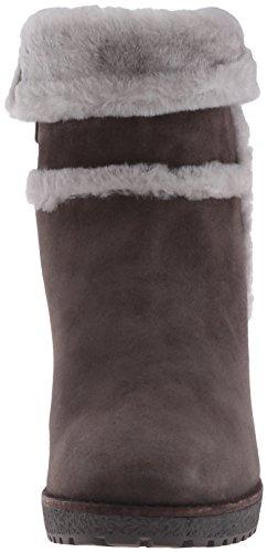 Frye Vrouwen Jen Shearling Korte Winter Boot Rook
