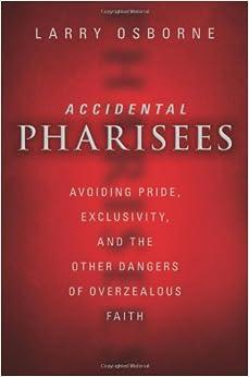 Book Accidental Pharisees PB