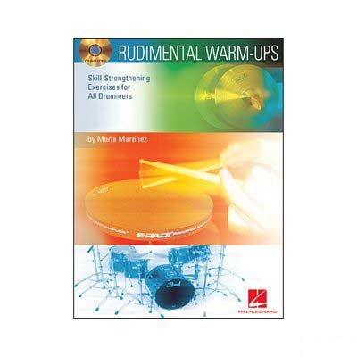 Rudimental Warm-Ups Drum Book / CD (Ups Rudimental Warm)