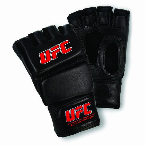 UFC Black MMA Training Glove LXL
