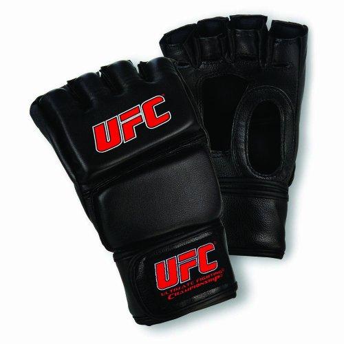UFC Black MMA Training Glove LXL