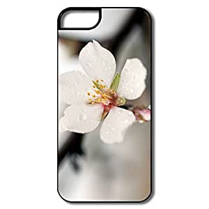 Custom Cartoon Best First Flower Season IPhone 5/5s Case For Family