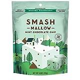Smashmallow - Snackable Marshmallows Mint Chocolate Chip - 4.5 oz.