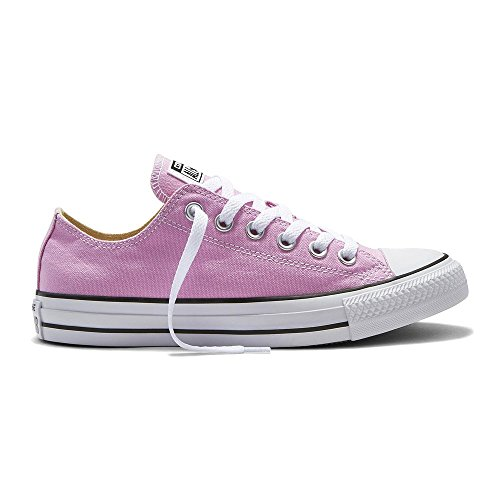 unisex rosa Zapatillas Blanco Converse Star Hi All AqRnxwP4T