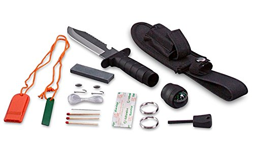 (Rocky Mountain Knife Survival Kit)