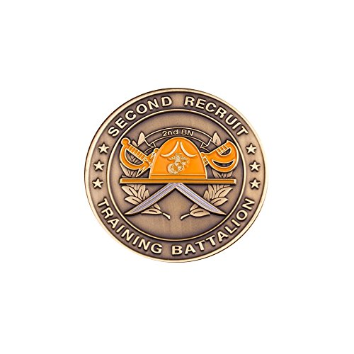 2nd Recruit Training Commemorative Coin (Battalion Challenge Coin)