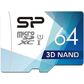 Amazon.com: Samsung 64 GB, 100 MB/s (U3) MicroSD EVO Select ...