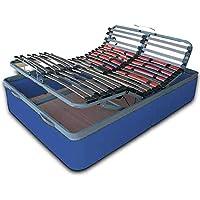 Ventadecolchones - Canapé Tapizado Articulado Abatible Gran Capacidad