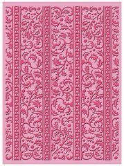 Provo Craft Cuttlebug 5-Inch-by-7-Inch Embossing Folder, Holly Ribbon