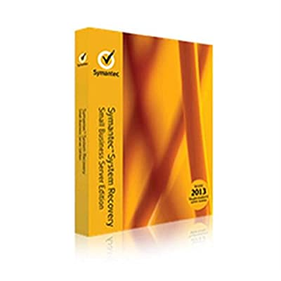 Symantec System Recovery Small Business Server 2013 R2