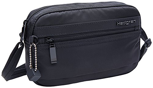 hedgren-womens-uno-small-crossover-cross-body-bag-black-one-size