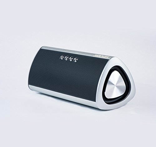 Kicker KPM50 Wireless Bluetooth Silver product image