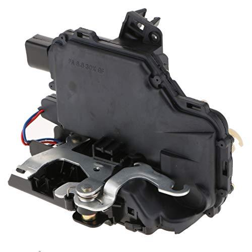 Homyl Black Rear Left Door Lock Actuator Replaces For Volkswagen Jetta Golf MK4 Beetle 1996-2011