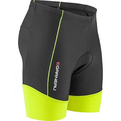 Louis Garneau Men's Comp Tri Shorts - Bright Yellow