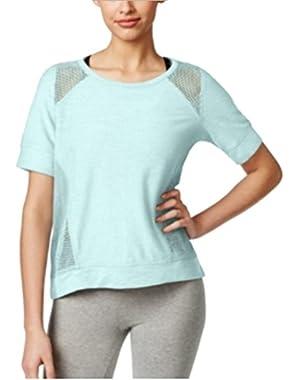 Calvin Klein Performance Short-sleeve Top Jamaica Blue Xsmall